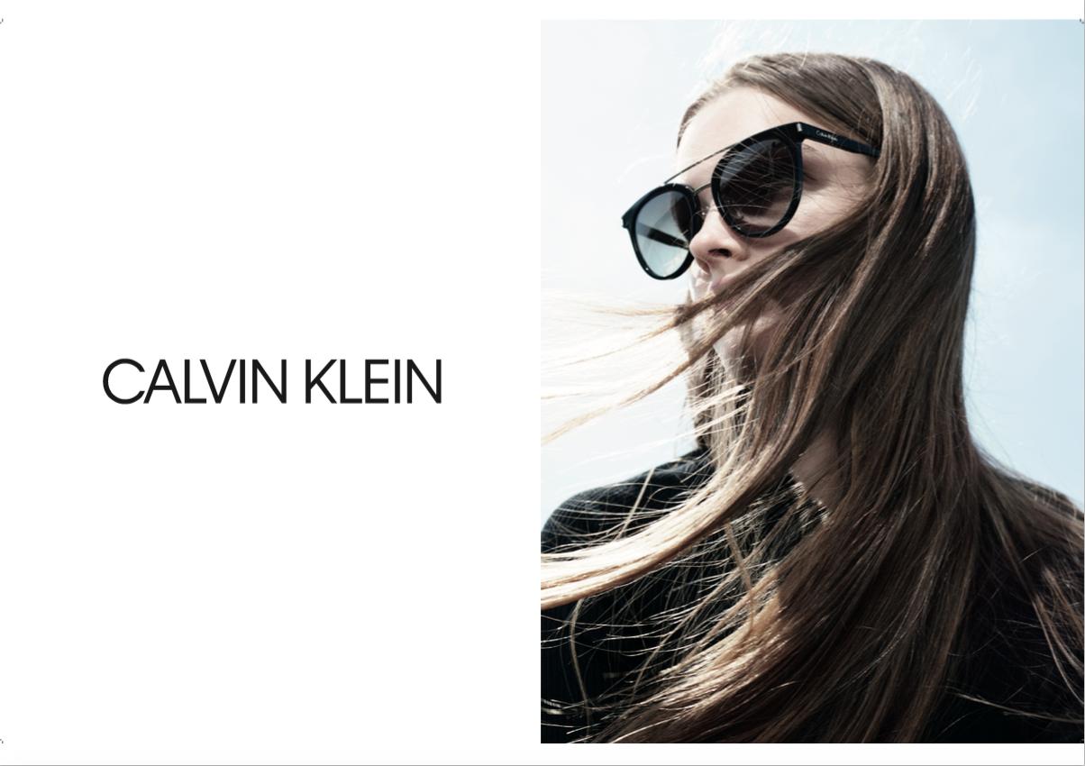 Vintage spirit met de nieuwe Calvin Klein zonnebrillen   De Bilt f1ed085a49df